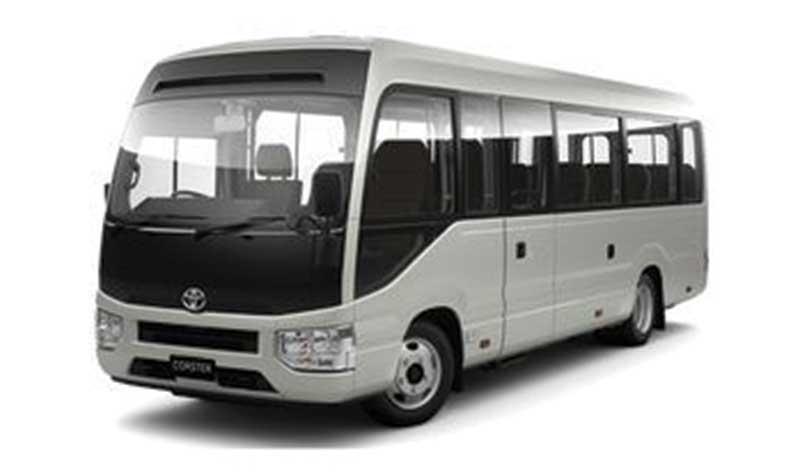mini bus 24 seat batam private driver
